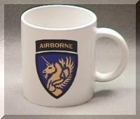 11 oz Coffee Mug (13th Airborne)