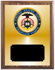 United States Navy Plaque Group B Style from Trophy Express