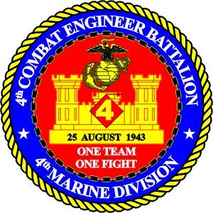 Engineers Clear Decal | USAMM |Usmc Combat Engineer Logo