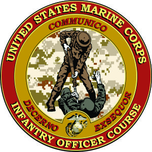 STATES MARINE CORPS INFANTRY OFFICER COURSE